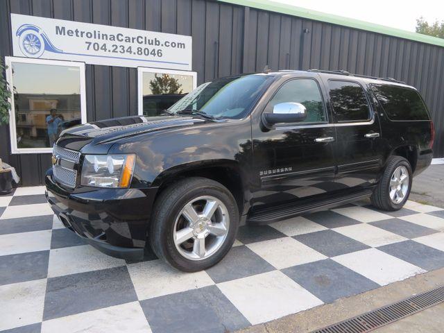 2012 Chevrolet Suburban LT Charlotte-Matthews, North Carolina 2