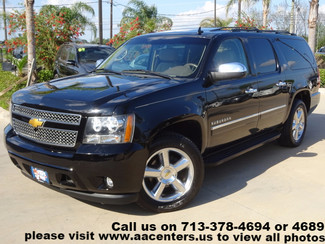 2012 Chevrolet Suburban LTZ in Houston TX