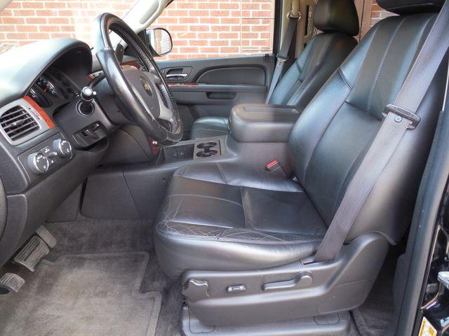 2012 Chevrolet Suburban LTZ 3RD ROW SEAT 4X4 Leesburg, Virginia 10