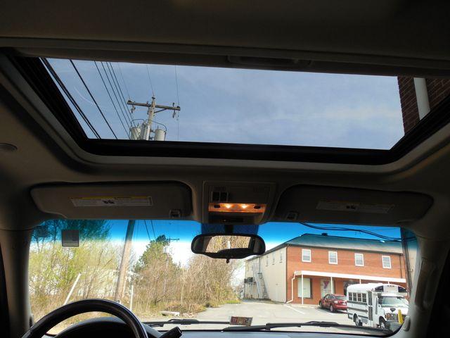 2012 Chevrolet Suburban LTZ 3RD ROW SEAT 4X4 Leesburg, Virginia 27