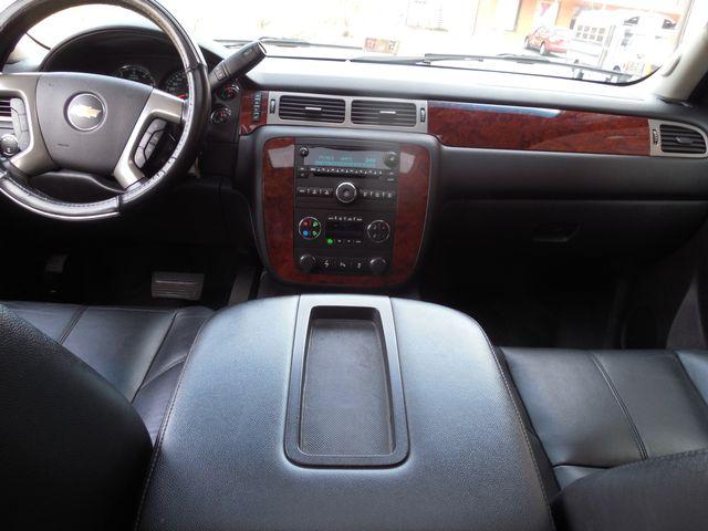 2012 Chevrolet Suburban LTZ 3RD ROW SEAT 4X4 Leesburg, Virginia 14