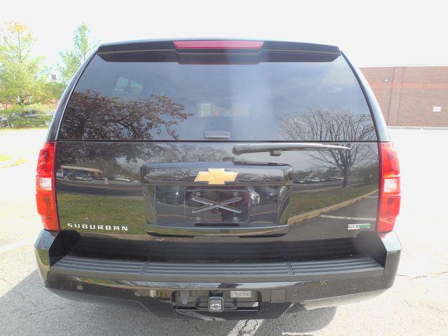 2012 Chevrolet Suburban LTZ 3RD ROW SEAT 4X4 Leesburg, Virginia 7