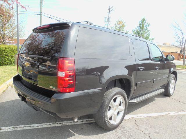2012 Chevrolet Suburban LTZ 3RD ROW SEAT 4X4 Leesburg, Virginia 2