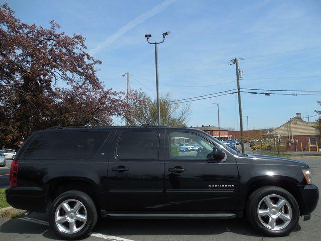 2012 Chevrolet Suburban LTZ 3RD ROW SEAT 4X4 Leesburg, Virginia 4