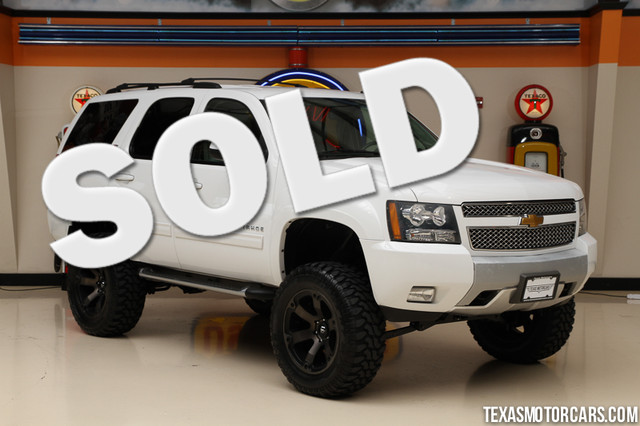 2012 Chevrolet Tahoe LT Financing is available with rates as low as 29 wac Get pre-approved i