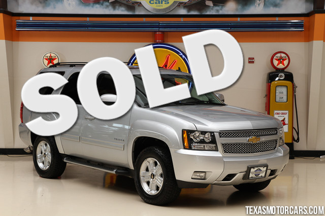 2012 Chevrolet Tahoe LT This Carfax 1-Owner 2012 Chevrolet Tahoe LT is in great shape with only 97