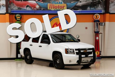 2012 Chevrolet Police Tahoe in Addison