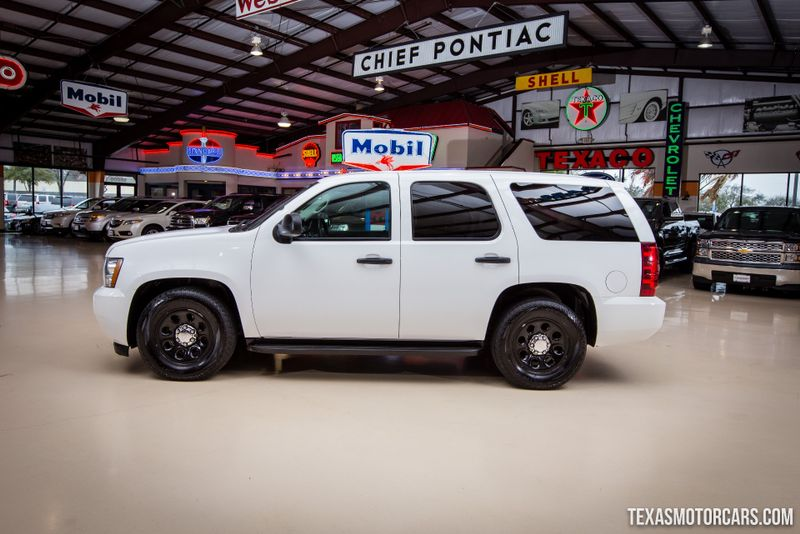 2012 Chevrolet Tahoe Police  in Addison, Texas