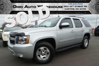 2012 Chevrolet Tahoe LT 4x4 Tv/DVD Leather Cln Carfax We Finance | Canton, Ohio | Ohio Auto Warehouse LLC in  Ohio