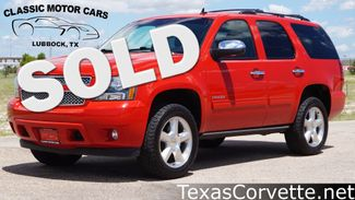 2012 Chevrolet Tahoe in Lubbock Texas