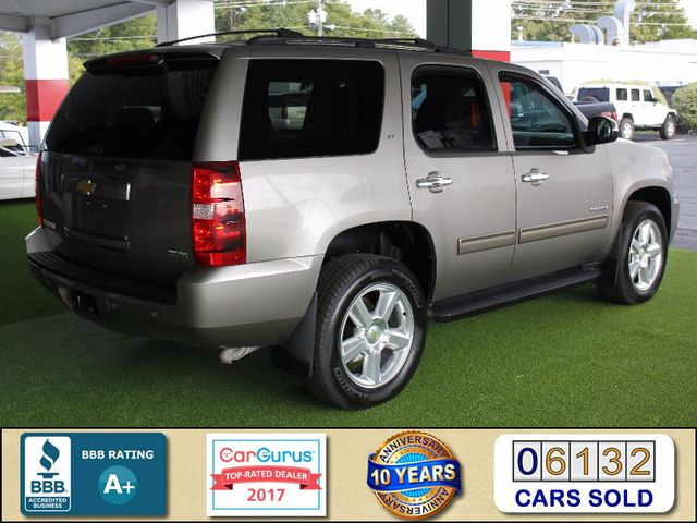 2012 Chevrolet Tahoe LT 4WD - SUNROOF - HEATED LEATHER! Mooresville , NC 2