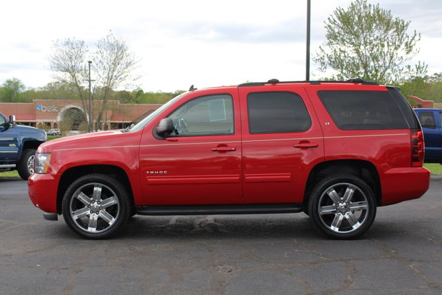 2012 Chevrolet Tahoe LT LUXURY (LTZ EQUIPPED) 4x4 - SPECIAL PAINT! Mooresville , NC 18
