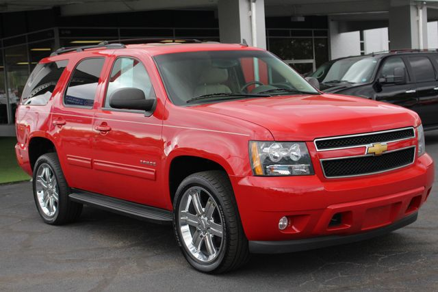 2012 Chevrolet Tahoe LT LUXURY (LTZ EQUIPPED) 4x4 - SPECIAL PAINT! Mooresville , NC 24