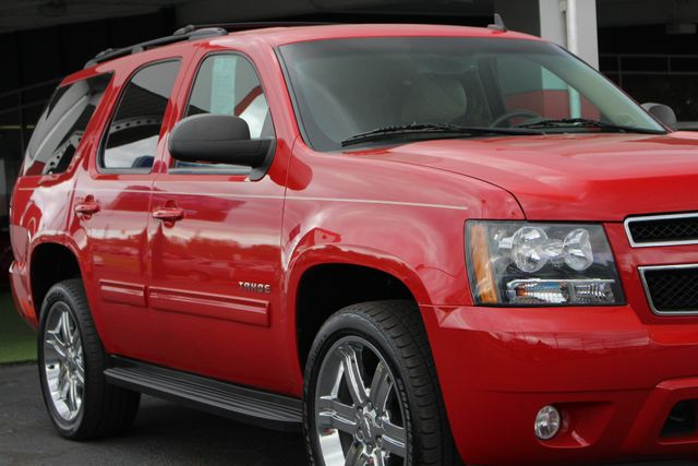 2012 Chevrolet Tahoe LT LUXURY (LTZ EQUIPPED) 4x4 - SPECIAL PAINT! Mooresville , NC 26