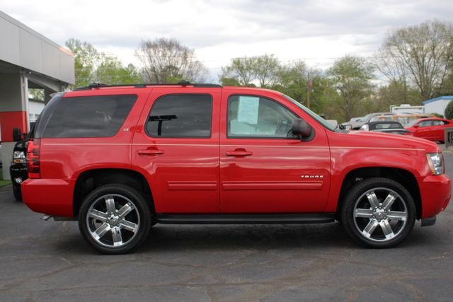 2012 Chevrolet Tahoe LT LUXURY (LTZ EQUIPPED) 4x4 - SPECIAL PAINT! Mooresville , NC 17