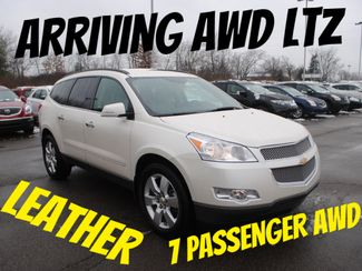 2012 Chevrolet Traverse LTZ Bentleyville, Pennsylvania