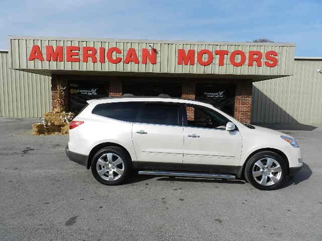 2012 Chevrolet Traverse LTZ | Brownsville, TN | American Motors of Brownsville in Brownsville TN