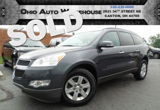 2012 Chevrolet Traverse LT V6 3rd Row 1-Owner Clean Carfax We Finance | Canton, Ohio | Ohio Auto Warehouse LLC in  Ohio