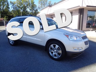 2012 Chevrolet Traverse LTZ Charlotte, North Carolina