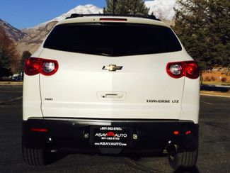 2012 Chevrolet Traverse LTZ LINDON, UT 3
