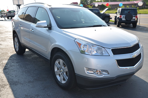 2012 Chevrolet Traverse LT w/1LT in Maryville, TN