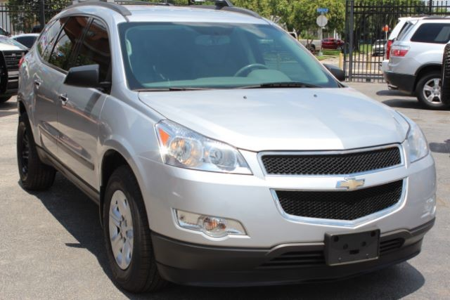 2012 Chevrolet Traverse LS San Antonio , Texas 0