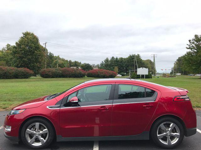 2012 Chevrolet Volt LTZ Leesburg, Virginia 4