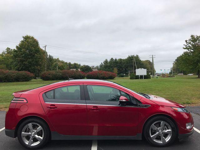 2012 Chevrolet Volt LTZ Leesburg, Virginia 5