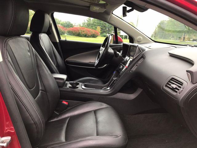 2012 Chevrolet Volt LTZ Leesburg, Virginia 10