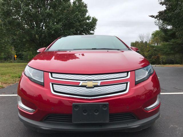 2012 Chevrolet Volt LTZ Leesburg, Virginia 6