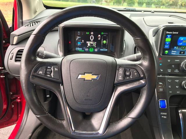 2012 Chevrolet Volt LTZ Leesburg, Virginia 21