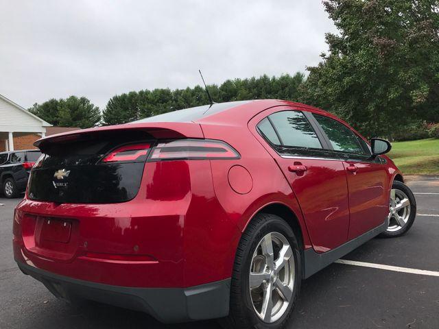 2012 Chevrolet Volt LTZ Leesburg, Virginia 2
