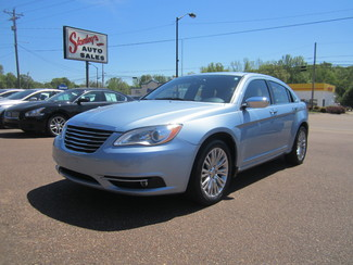 2012 Chrysler 200 Limited Batesville, Mississippi 0