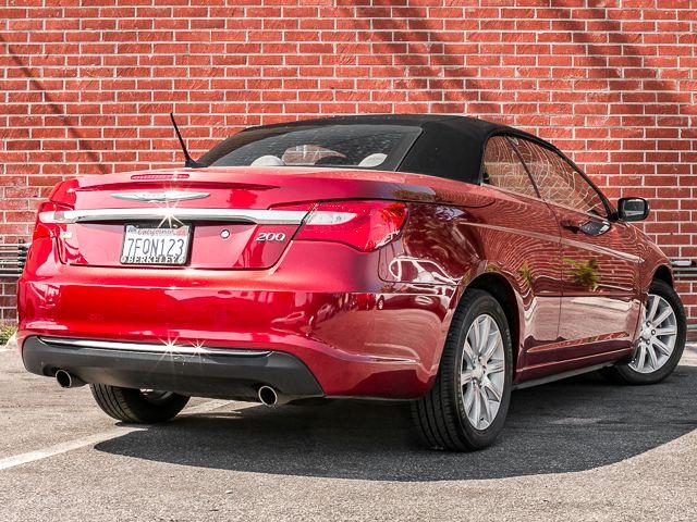 2012 Chrysler 200 Touring Burbank, CA 3