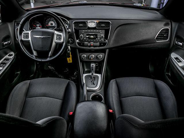 2012 Chrysler 200 Touring Burbank, CA 8