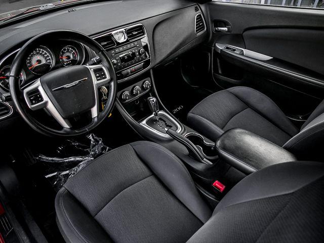 2012 Chrysler 200 Touring Burbank, CA 9