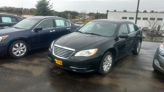 2012 Chrysler 200 LX in Derby, Vermont