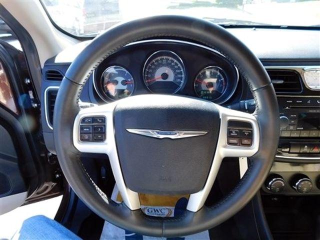 2012 Chrysler 200 Touring Ephrata, PA 12