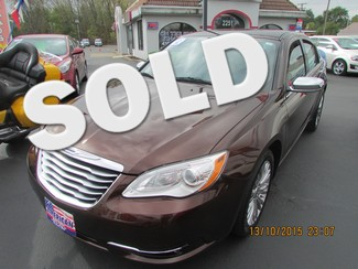 2012 Chrysler 200 Limited Fremont, Ohio