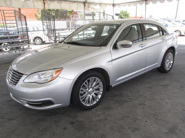 2012 Chrysler 200 Limited This particular vehicle has a SALVAGE title Please call or email to che