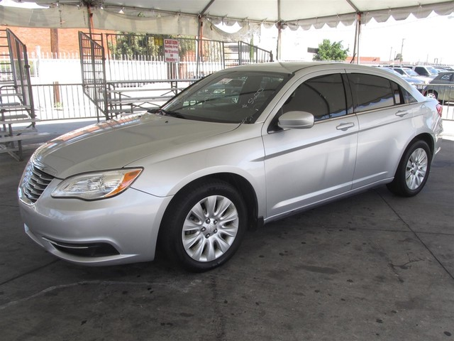 2012 Chrysler 200 LX This particular vehicle has a SALVAGE title Please call or email to check av