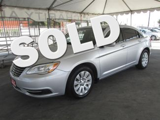 2012 Chrysler 200 LX Gardena, California