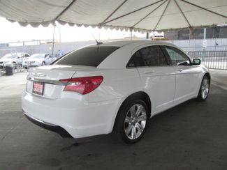 2012 Chrysler 200 Touring Gardena, California 2