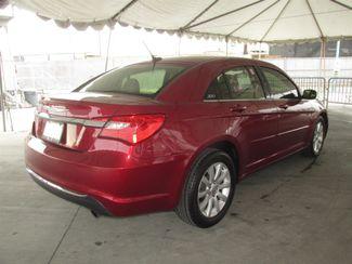 2012 Chrysler 200 Touring Gardena, California 2