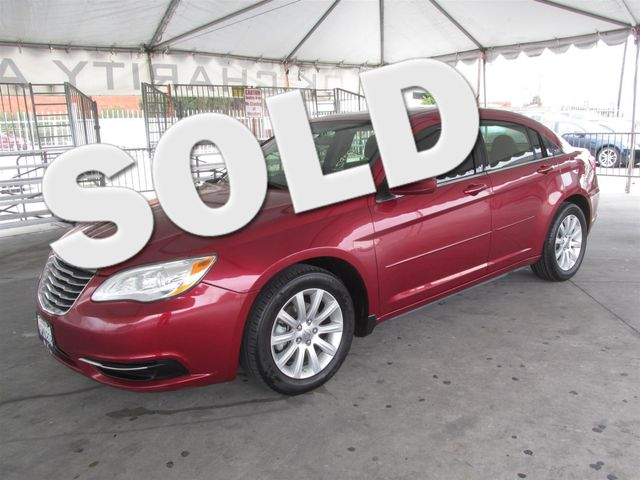 2012 Chrysler 200 Touring Please call or e-mail to check availability All of our vehicles are a