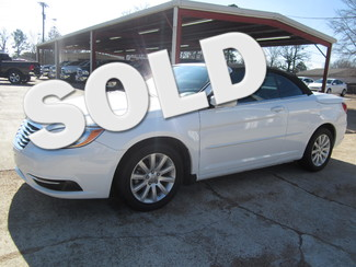 2012 Chrysler 200 Touring Convertible Houston, Mississippi