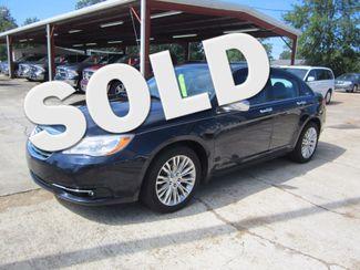 2012 Chrysler 200 Limited Houston, Mississippi