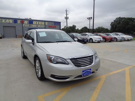 2012 Chrysler 200 LX in Houston