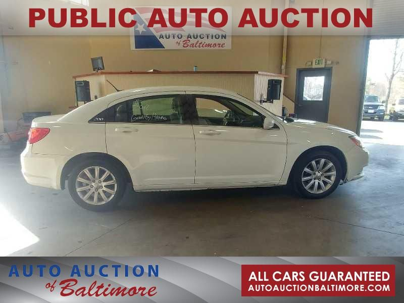 2012 Chrysler 200 Touring | JOPPA, MD | Auto Auction of Baltimore  in JOPPA MD