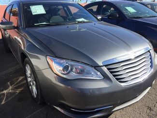 2012 Chrysler 200 LX AUTOWORLD (702) 452-8488 Las Vegas, Nevada 1